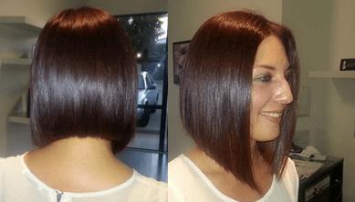 Best hair salon | Beautiful hair cut and colour