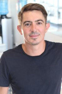 Richard Brand Senior Stylist at Steve Wynder Hair and Beauty, Caloundra