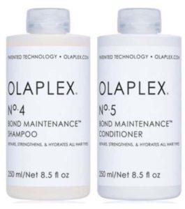 Olaplex No.4 Shampoo and No. 5 Conditioner