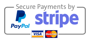 PayPal, Strip Payment options
