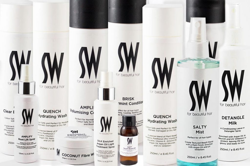 Steve Wynder Hair Products